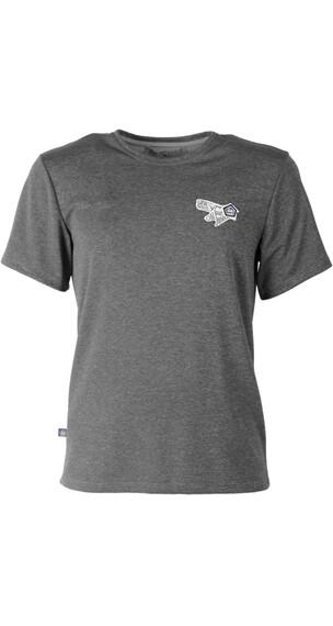 E9 Onemove t-shirt Heren grijs